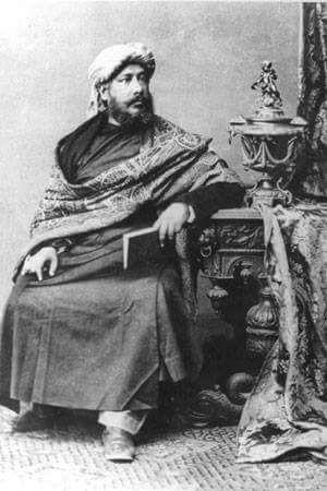 Founder of Brahma University, Maharshi Devendranath Tagore